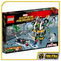 Lego 76059 Super Heroes Spider man